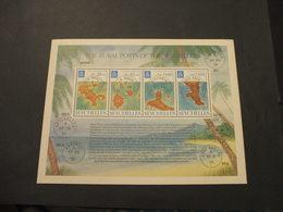 SEYCHELLES - BF 1976 POSTE ISOLE - NUOVI(++) - Seychelles (1976-...)