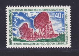 GABON N°  275 ** MNH Neuf Sans Charnière, TB (D6959) Journée Mondiale Des Télécommunications - Gabon