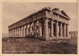 CP Paestum - Tempio Di Nettuno - 1951 (34380) - Salerno