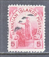 HAWAII  76  (o) - Hawaii