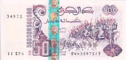 ALGERIA 500 DINARS 1998 P-141 UNC */* - Algeria