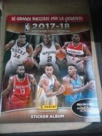 ALBUM VUOTO PANINI  NBA 2017 - 2018 - Panini