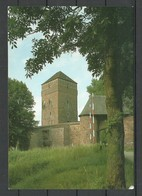 Deutschland Ansichtskarte Wittstock Dosse Amtsturm 1993 Nach Estland Gesendet Mit Briefmarke - Wittstock
