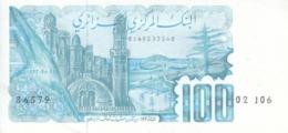 ALGERIA 100 DINAR 1982 P-134 Au/UNC */* - Algerien