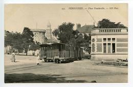 Périgueux Place Francheville Gare Des Tramways - Périgueux