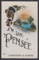 Moustier Sur Sambre - UNE PENSEE De Moustier Sur Sambre - Jemeppe-sur-Sambre