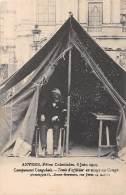 ANTWERPEN - Koloniale Feesten, 6 Juni 1909 - Campement Congolais - Tente D'officier En Usage Au Congo - Antwerpen