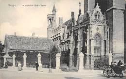 BRUGES - Le Portail De Notre-Dame - Brugge