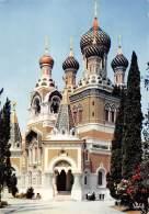 CPM - 06 - Cathédrale Orthodoxe Russe - Monuments, édifices