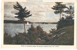 ***   Island Muskoka-lakes Stamped TTB - Non Classés