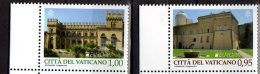 CEPT 2017 Vatican -  Europa Castles - 2 V  - MNH** MI 1901/02- (üü18) - Unused Stamps