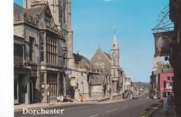 Postcard High West Street Dorchester Dorset My Ref  B22555 - Other