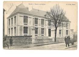 Beaune - Station Oenologique - 57 - Beaune