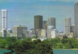 Postcard The Everchanging Sydney Skyline My Ref  B22557 - Sydney