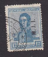 Argentina, Scott #OD196, Used, Regular Issues Overprinted, Issued 1913 - Dienstpost