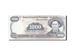 Billet, Nicaragua, 1000 Cordobas, 1985, 1987, KM:145b, SPL - Nicaragua