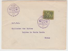 Maximum Cover * Portugal * 1957 * 1ª Exposição Filatélica * Caldas Da Rainha - Cartes-maximum (CM)