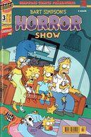 Bart Simpson's Horrorshow Nr. 3 Comicheft Dino Verlag - Simpsons, Die