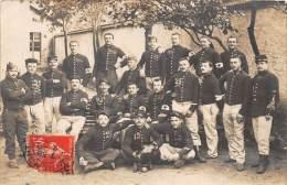88 - VOSGES / Remiremont - 882021 - Carte Photo - Militaria - Remiremont