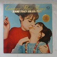 Vinyl LP:  European Film's Themes Sound Track Golden Prize   King Record GP-9 JPN - Soundtracks, Film Music