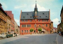 73173452 Ochsenfurt Marktplatz Rathaus Ochsenfurt - Ochsenfurt