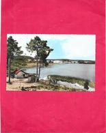 HOURTIN - 33 - Le Lac Perspective Sur La Base - DRO/SAL - - Autres Communes