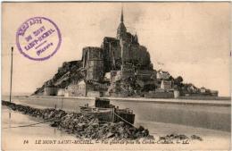 51zh 737 CPA - LE MONT SAINT MICHEL - VUE GENERALE - Le Mont Saint Michel