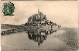 51zh 1O7 CPA - LE MONT SAINT MICHEL - Le Mont Saint Michel