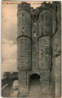 51zth 126 CPA - LE MONT SAINT MICHEL - LE CHATEAU - Le Mont Saint Michel