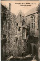 51zth 129 CPA - LE MONT SAINT MICHEL - COIN DE VIEUX REMPARTS - Le Mont Saint Michel