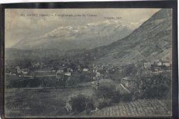 73187 . GRUET . VUE GENERALE PRISE DU CHANAY . (recto/verso)  ANNEE  . 1919 . - Other Municipalities