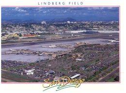 (900) USA - San  Diego Lindberg Field - Airport - Aerodrome