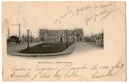 CPA  SIMPLE   93       MAISON BLANCHE   1904     ENTREE PRINCIPALE DE L ASILE - Neuilly Sur Marne