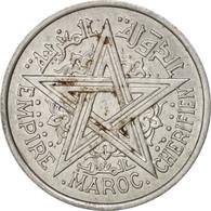Monnaie, Maroc, Mohammed V, Franc, 1951, Paris, TTB+, Aluminium, KM:46 - Maroc