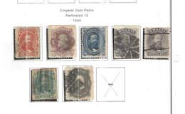 Brasile PO 1866 Emperor Don Pedro  Scott.57+ See Scan On Scott.Page - Usati