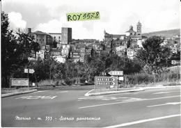 Lazio-roma-marino Laziale Scorcio Panoramico Veduta Bivio Marino Frascati Roma Anni 50/60 - Altre Città