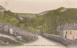 Environs De Besançon - Beure - Le Bout Du Monde (vignes, Habitations) Circulé 1908 - France