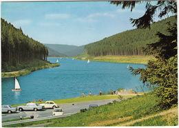 Erzgrube: MERCEDES W114/115, VW 1200 KÄFER/COX, 1500 & K70 - Nagoldtalsperre - (Schwarzwald) - PKW