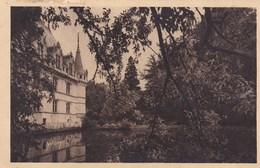 CPA Château D'Azay Le Rideau (pk46074) - Autres Communes