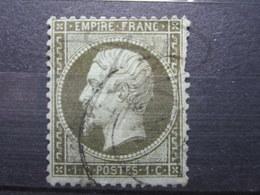 VEND TIMBRE DE FRANCE N° 19 !!! (h) - 1862 Napoleon III