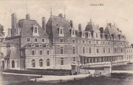 CPA Château D'EU (pk46086) - Eu