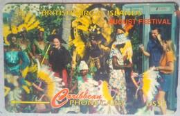 171CBVE August Festival $5 - Virgin Islands