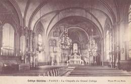 Collège Stanislas - La Chapelle Du Grand Collège - Education, Schools And Universities