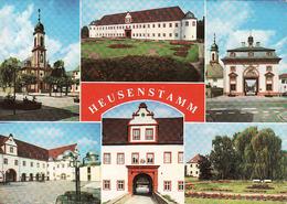 Hesse > Heusenstamm, Kirche, Schloss, Gebraucht 1994 - Heusenstamm