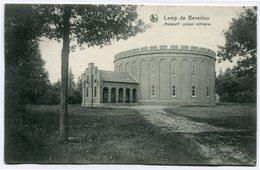 "CPA - Carte Postale - Belgique - Bourg-Léopold - Camp De Beverloo - "" Malakoff "" Prison Militaire - 1909 (CP2599) - Leopoldsburg (Camp De Beverloo)"