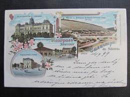 AK SILISTRIA Litho Silistra 1900 ///  D*31426 - Bulgaria