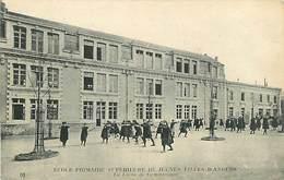 18-3311 :  ANGERS. ECOLE SUPERIEURE PRIMAIRE DE JEUNES FILLES - Angers