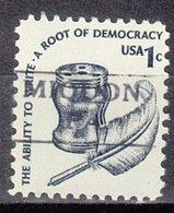 USA Precancel Vorausentwertung Preo, Locals Pennsylvania, Miquon 872 - Vereinigte Staaten