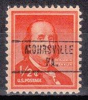 USA Precancel Vorausentwertung Preo, Locals Pennsylvania, Mohrsville 748 - Vereinigte Staaten