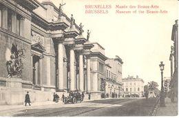 Bruxelles - CPA - Brussel - Musée Des Beaux-Arts - Musées